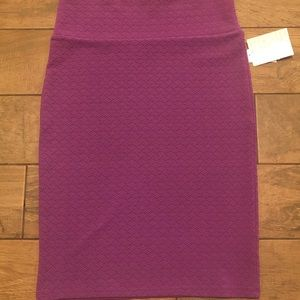 NWT Lularoe Cassie pencil skirt